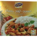 Wingert Foods - Huhn süß-sauer