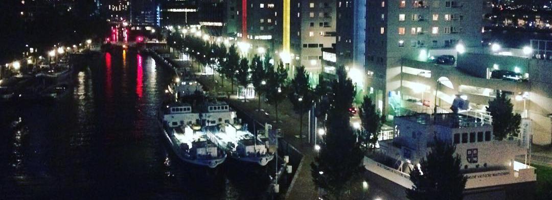 Kurzurlaub in Rotterdam